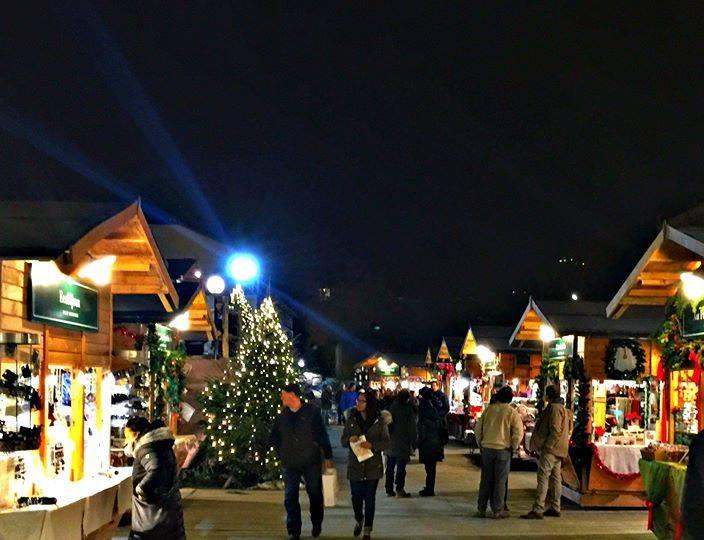 Mercatino di Natale – Marché Vert Noël