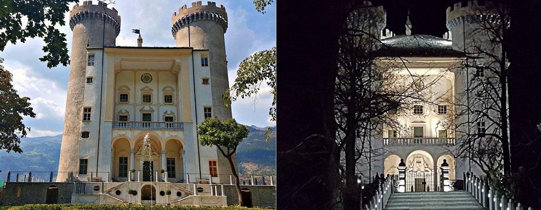 Il Castello di Aymavilles