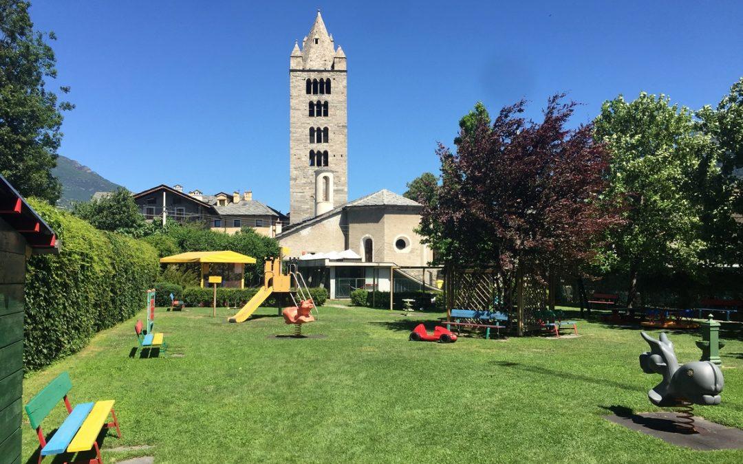 Parchi gioco in Centro ad Aosta