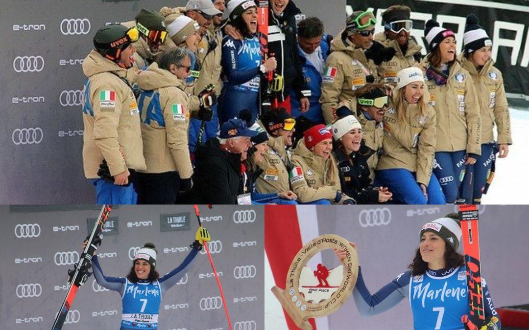 La Coppa del Mondo di Sci femminile torna a La Thuile